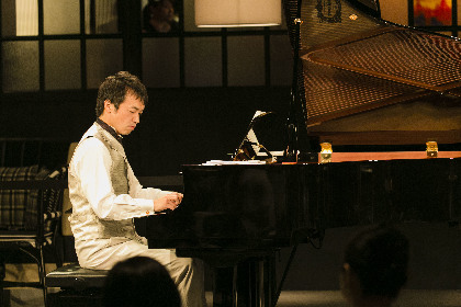 作曲家・ピアニストの加藤昌則が3つの音から即興作曲 「7つの音さえ知っていれば、誰でも音楽で語れるんです」