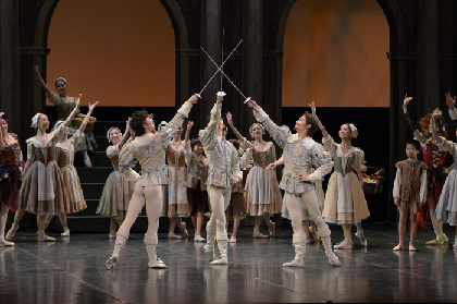 夢あり恋あり冒険ありの牧阿佐美バレヱ団『三銃士』は初バレエにもおすすめ