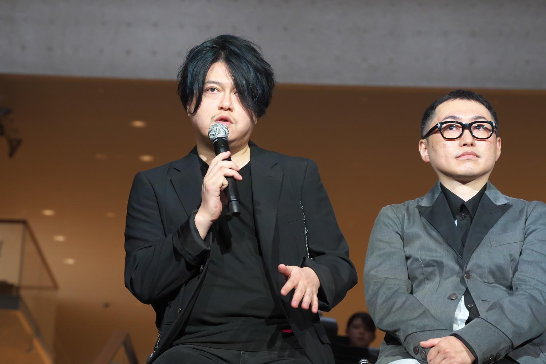 渋谷慶一郎氏