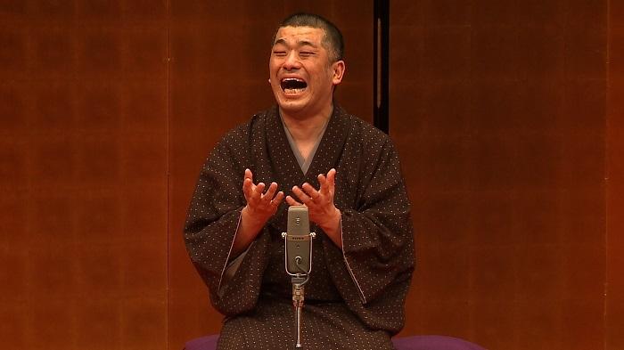 柳家小太郎(現・㐂三郎)「心眼」 (C)衛星劇場