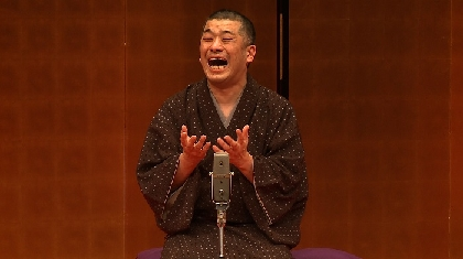 『紀尾井らくご 小太郎の真打ち昇進を祝う会』夜の部より4演目を衛星劇場でテレビ初放送