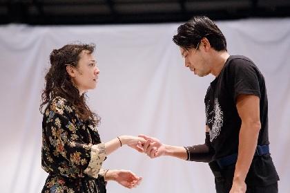 レイ・ブラッドベリの世界を、白井晃と吉沢悠らが音楽のように美しい舞台へと作り上げる『華氏451度』