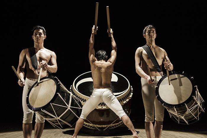 鼓童(写真撮影:岡本隆史)