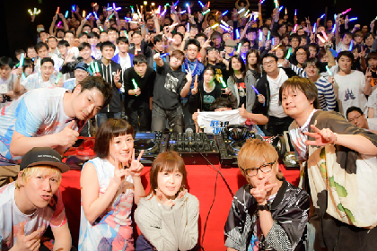香港のアニクラ『Anisong DJ FES -MIRAI-』に行ってきた