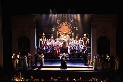 今年のみつなかオペラはブッファ~チマローザ「秘密の結婚」を上演