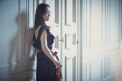 諏訪内晶子(国際音楽祭NIPPON芸術監督/ヴァイオリン)