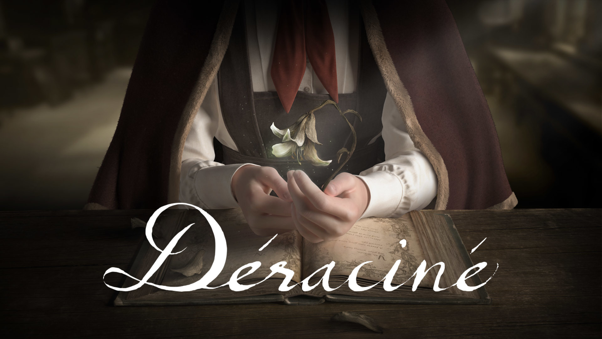 『Déraciné(デラシネ)』キーアート (c)Sony Interactive Entertainment Inc. Developed by FromSoftware, Inc.