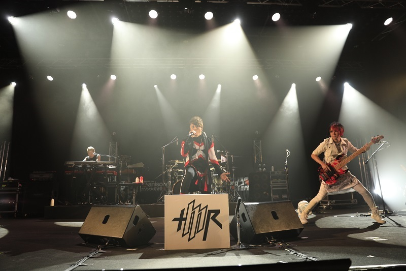 T.M.Revolution (C)Anime Festival Asia 2016