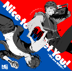 『アイ★チュウ』新ユニット・MG9がファーストシングルをリリース 初回盤にはドラマトラックも収録