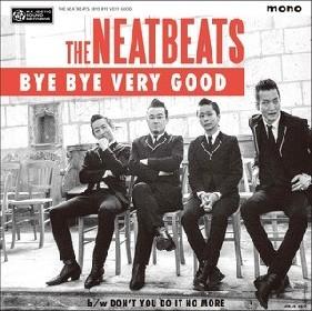 THE NEATBEATSが7inch+CDでシングル2作品同時リリース