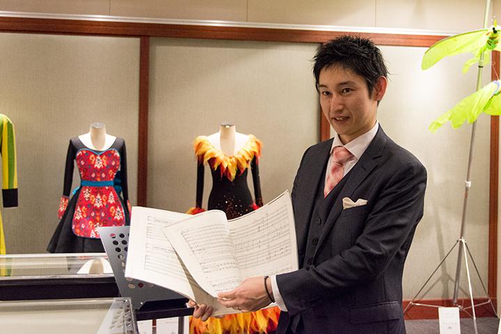 公益財団法人 ローム ミュージック ファンデーション事務局、澤村 迪さん (Photo:M.Terashi/TokyoMDE)
