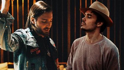 """アレッソ、リアム・ペインとのコラボ曲を発表 MVは""""ソーシャルディスタンス""""の推進を目的として構成"""