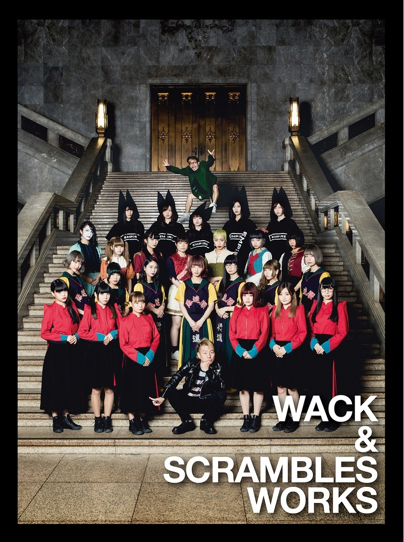 『WACK & SCRAMBLES WORKS』
