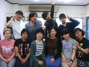 鹿目由紀、ロンドン研修後初の書き下ろし作『鏡の星』を、名古屋、東京、北九州で発表。鹿目由紀&小林七緒インタビュー