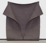 ロバート・モリス《無題》1972年 フェルト 滋賀県立近代美術館蔵