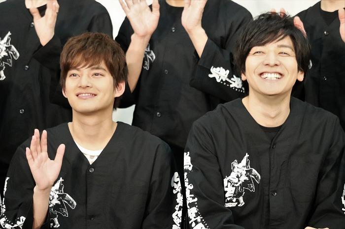 中山さんと生田さんの顔が似てきた、という声も。「さとしさんと共に濃い顔一族です」