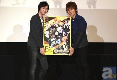 逢坂さん、羽多野さんが登壇した『Fw:ハマトラ』舞台挨拶速報レポ