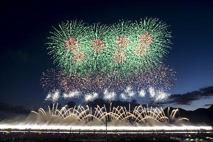 日本三大花火大会のひとつ「大曲の花火」をど真ん中で楽しめる席が登場! 全国の花火師が集結し、情熱とプライドをかけて花開かせる