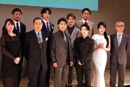 上川隆也主演の大ヒット作に小池徹平らが加わり、新演出で蘇る~舞台『魔界転生』製作発表会見レポート