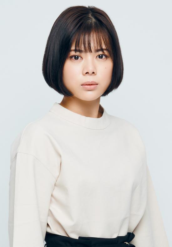四日市市出身の女優・松永渚