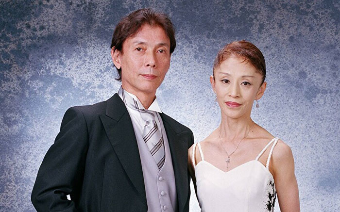 (左から)今村博明 川口ゆり子