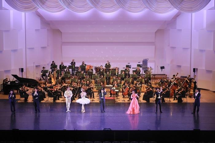 『ファンタスティック・ガラコンサート』昨年度舞台写真   (C)Kiyonori Hasegawa