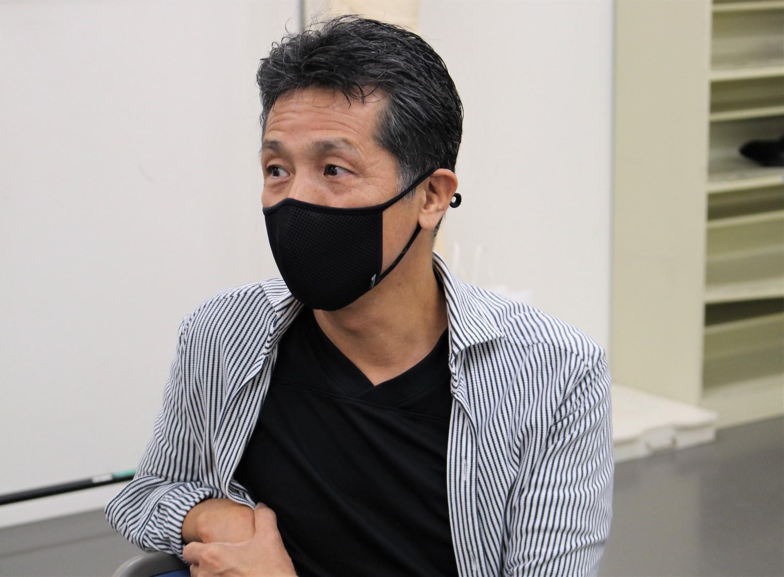 加藤敬二(撮影:上村由紀子)