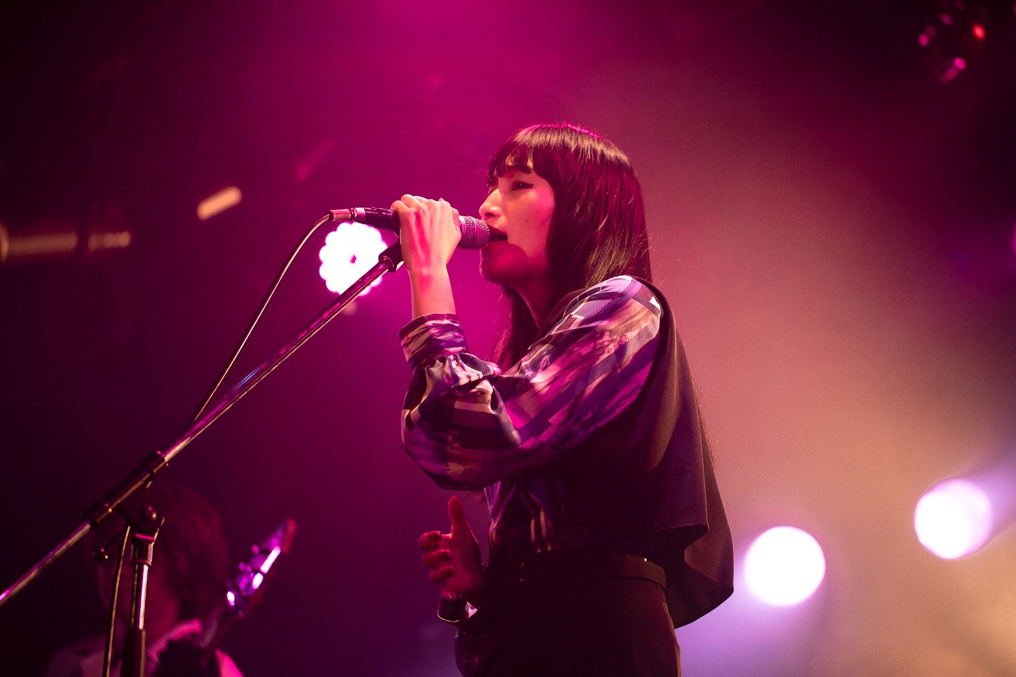 『UNIDOTS Live Tour 2020 鮮明 - clear/blur -』渋谷クラブクアトロ公演