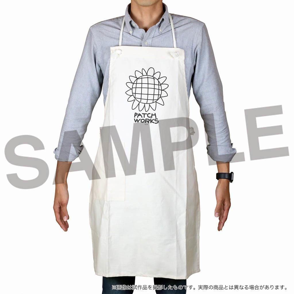 【商品名】パッチ族エプロン【価格】2,200円(税込)【サイズ】フリーサイズ