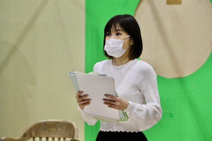 ベス役の昆夏美