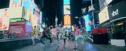 DA PUMP 新曲「P.A.R.T.Y. 」MVにヒロミとオリラジ藤森がカメオ出演、「スリラー」オマージュも!?