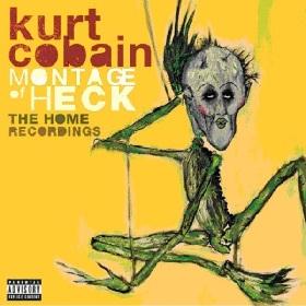 Kurt Cobain(NIRVANA)、11/13リリースのサウンド・トラック『Montage Of Heck: The Home Recordings』の収録曲&ジャケット公開!未公開のデモ音源、実験的な楽曲も多数収録!