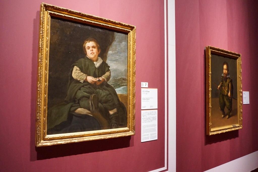 ディエゴ・ベラスケス 《バリェーカスの少年》 1635-45 年 マドリード、プラド美術館蔵
