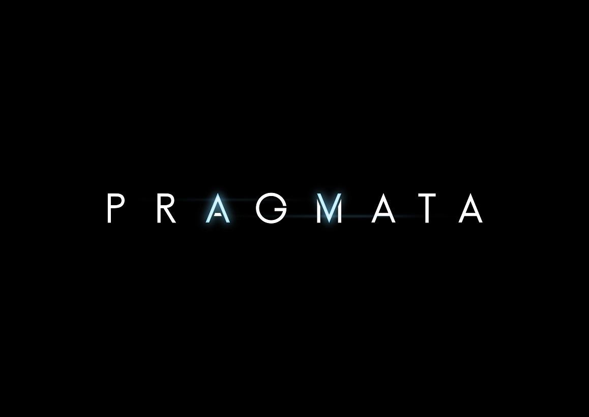 『プラグマタ』タイトルロゴ (C)CAPCOM CO., LTD. ALL RIGHTS RESERVED.