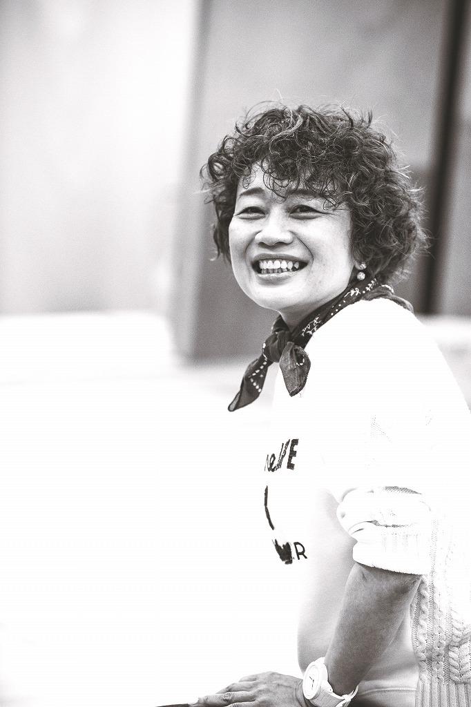 鈴木裕美 (C)kurihara osamu