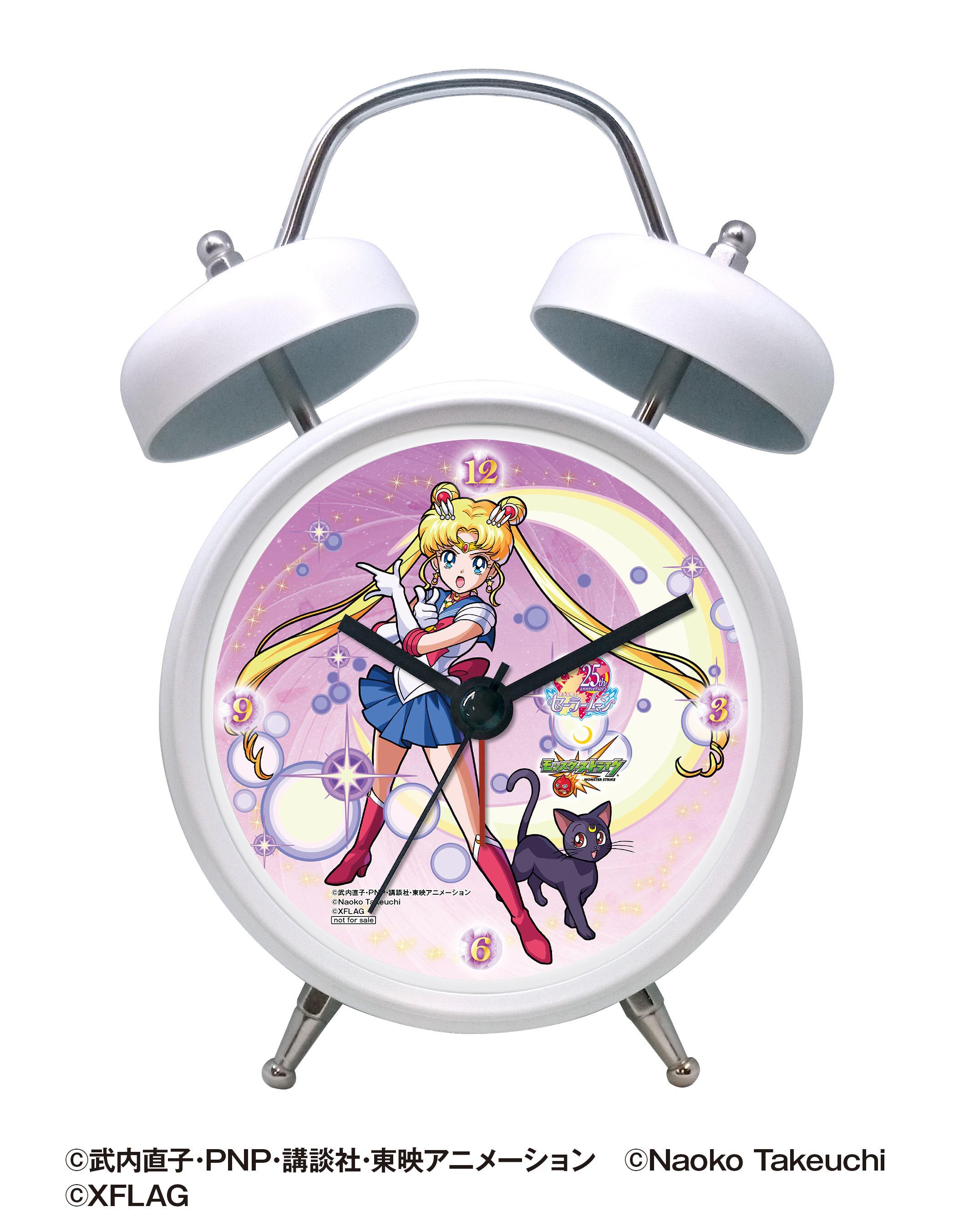 ボイス入り目覚まし時計 ※賞品画像はイメージです