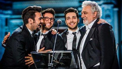 フィギュア羽生結弦もエキシビジョンで楽曲を使用、イタリアが生んだ若き三大テノール「イル・ヴォーロ」初来日公演開催