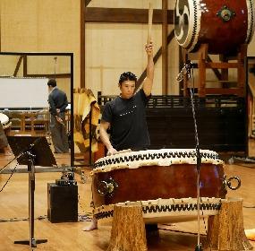 鼓童、クリエイターに向けた音源展開プロジェクト企画を始動 デジタルアルバム『Alatane』Vol.1・Vol.2の同時配信も決定