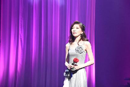 安寿ミラがシックにドラマティックに人生を歌う!『la vie d'amour2016 ~シャンソンに誘われて~』