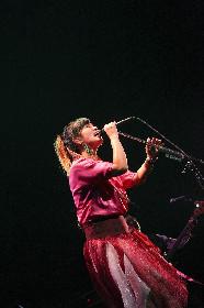 BONNIE PINKデビュー20周年記念ライブ開催でサプライズ発表も