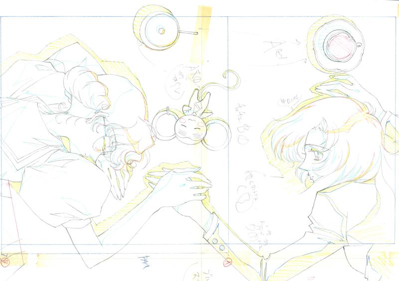(C)1997 ビーパパス・さいとうちほ/小学館・少革委員会・テレビ東京