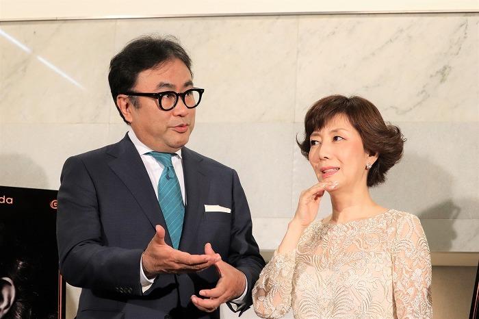三谷幸喜、戸田恵子