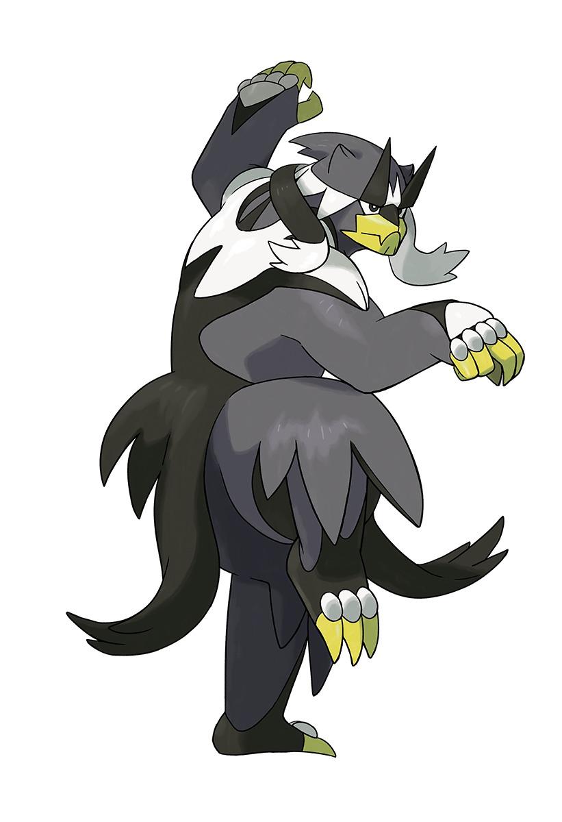 ウーラオス(れんげき) (c)2020 Pokémon. (c)1995-2020 Nintendo/Creatures Inc. /GAME FREAK inc.