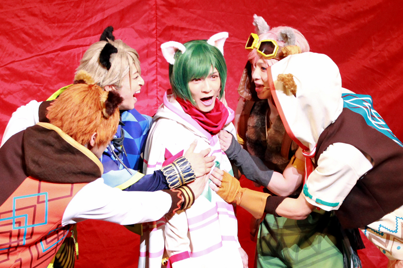 (C)Liber Entertainment Inc. All Rights Reserved. (C)MANKAI STAGE『A3!』製作委員会2019