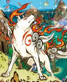 楠本桃子のゲームコラムvol.52 和と筆とオオカミがおくる感動の物語『大神』