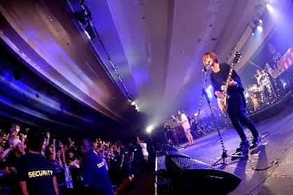 【山人音楽祭クイックレポ】ヤバイTシャツ屋さん 榛名ステージはいきなりの入場規制で最高潮に