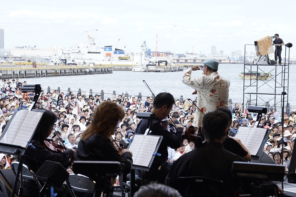 『STAND UP! CLASSIC FESTIVAL 2018』より