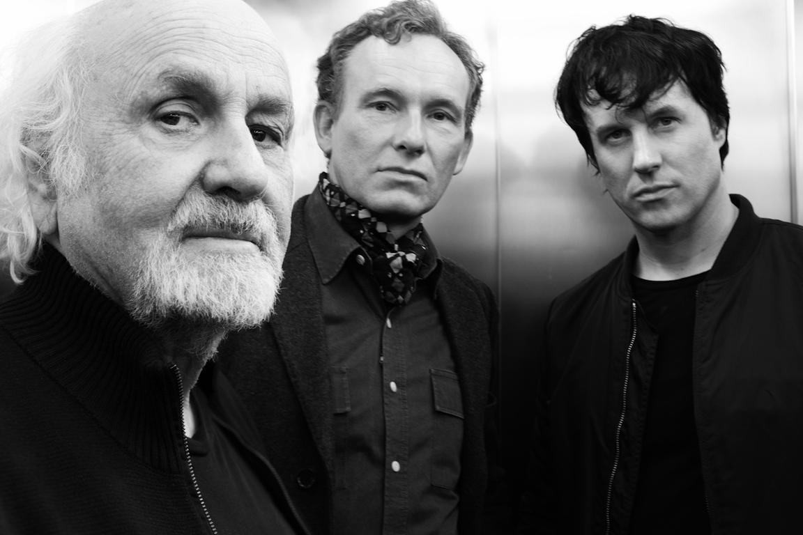 Morton Subotnick、Lillevan、Alec Empire