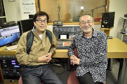 小坂忠と松任谷正隆&さかいゆうのラジオ対談が放送決定   ひと足早くトーク内容を一部レポート