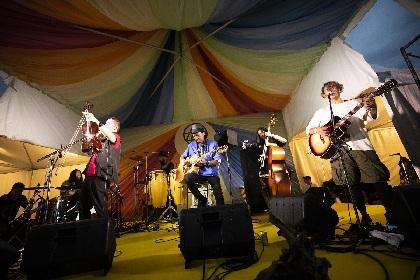 【OAU・山人音楽祭 2019】妙義ステージのラストを飾った、あたたかな音と強き想い